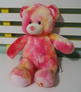 Build-A-Bear-Baskin-Robbins-Strawberry-Ice-Cream-Bear-40CM-Tall