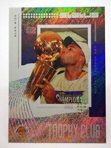 Panini Donruss Optic 2019-20 card carte NBA Lakers Trophy #18 Glen Rice