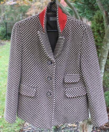 taglia rayon Kenar misto in donna Blazer lana di da 8 wvpaxq