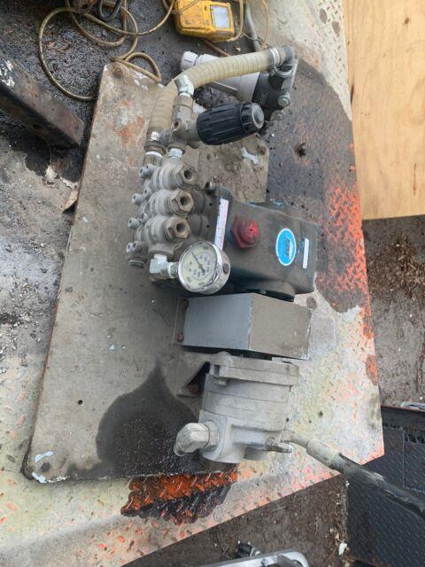 Titan Swivel /& Graco 500-428 Gun-to-Hose-to-Pump New# 509-985 5000psi Teflon Pak