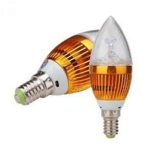 Ampoule-LED-Bougie-3W-E14-230-VAC