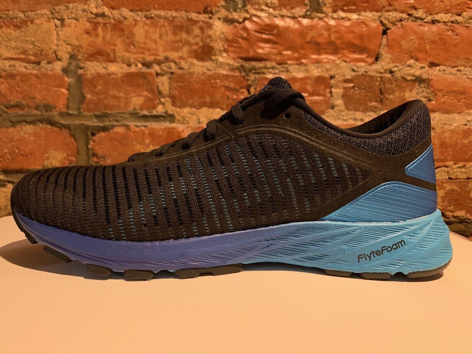 Asics DynaFlyte 2 Dimensione US 9.5 M (D) EU 43.5 Men's Running scarpe nero blu T7D0N