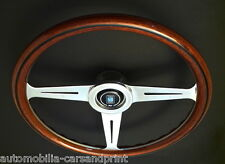 BMW E28 5 518 520 525 535 1981-88 NARDI CLASSIC WOOD / POL. SPOKES 36 + HUB