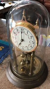 Rare-Welby-400-Day-Clock-Working