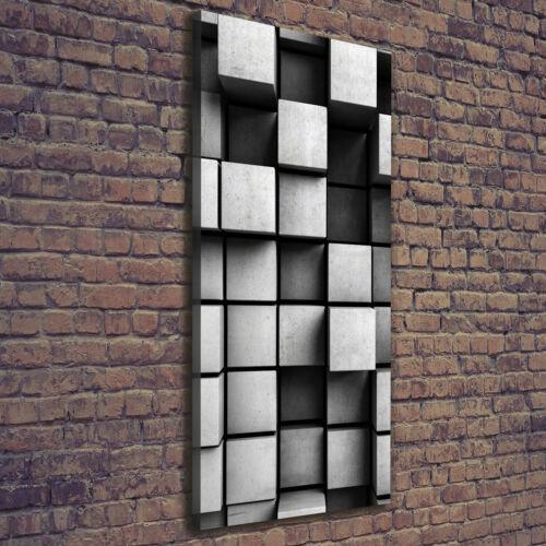 Leinwand-Bild Kunstdruck Hochformat 50x125 Bilder Abstrakt