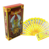 Cosplay Anime 54 Pcs/Set Cardcaptor Sakura  Clow Cards board game Collect card