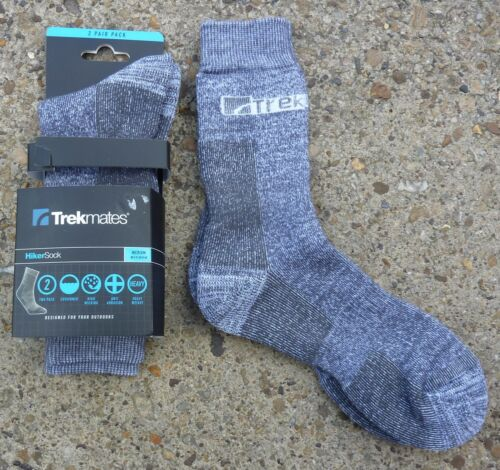 Twin Pack Trekmates Hiker Socks