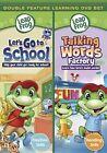 LeapFrog Let's Go to School Talking W 0031398124146 DVD Region 1