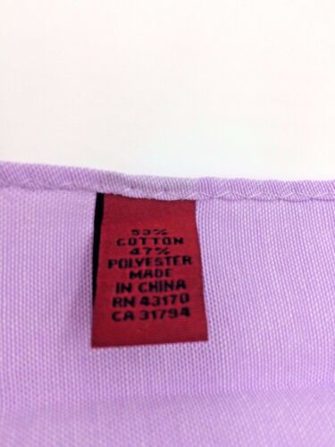$95 BLOOMINGDALES Men SOLID LIGHT PURPLE HANDKERCHIEF DRESS CASUAL POCKET SQUARE