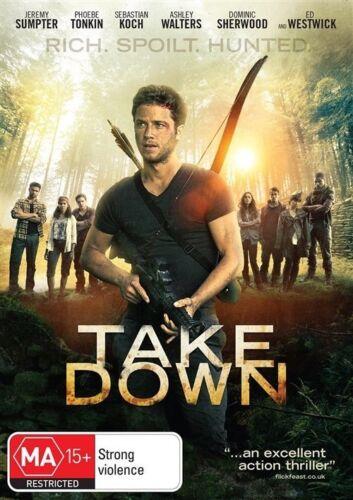 1 of 1 - Take Down (DVD, 2016) NEW