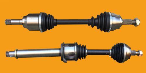 2xAntriebswelle Gelenkwelle für Volvo C70 I vorne rechts und links Schalter