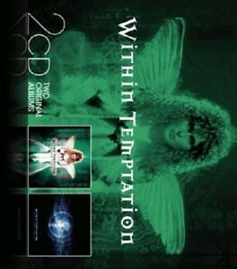 WITHIN-TEMPTATION-MOTHER-EARTH-THE-SILENT-FORCE-2-CD-NEU