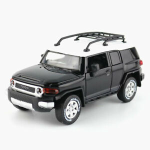 Toyota-FJ-Cruiser-Off-road-1-32-Model-Car-Diecast-Gift-Toy-Vehicle-Kids-Black