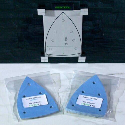 Festool GRANAT Sandpaper Abrasives RO ETS EC RTS DTS C V 90 93 130 125 150 ROTEX