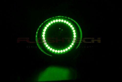 for Dodge Challenger 08-14 Multi Color IR LED Waterproof Halo kit for Fog Lights