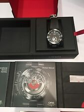 Brand NEW Oris Aquis Small Second Date Titanium 73976747754RS w/ 2 Year Warranty