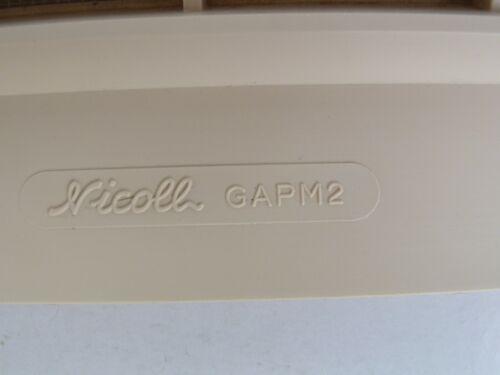 GRILLE DE VENTILLATION NICOLL GAPM2