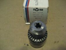 Rohm R6 12th 164 14x12 20 Mount Chuckaa4942 1