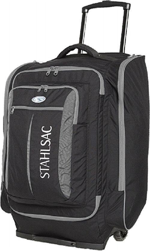 Stahlsac Caicos Cargo Roller Backpack in grau - Neu mit mit mit Garantie 52183b