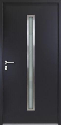 Porte de la cave-du garage-Outre porte d/'entrée 56 mm Prix Spécial NBT 01 anthracite