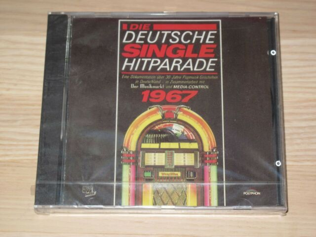 deutsche single hitparade 1967