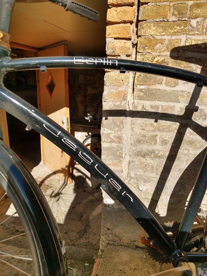 Herrecykel, Jaguar Nostalgi, 1 gear
