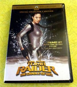 Lara Croft Tomb Raider: The Cradle of Life ~ New DVD Movie ...