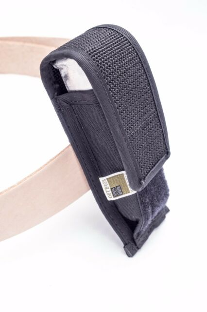 1911 9mm 45 ACP 10 RndNylon Single Magazine Pouch Made in USA for sale online
