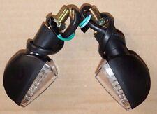 2 X 12V LED Blinker Indicator Turn Signals Amber Kawasaki Z750 Z1000 Z800 Z300