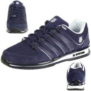 Details zu K Swiss Rinzler SP SDE Sneaker 05878 484 M blau