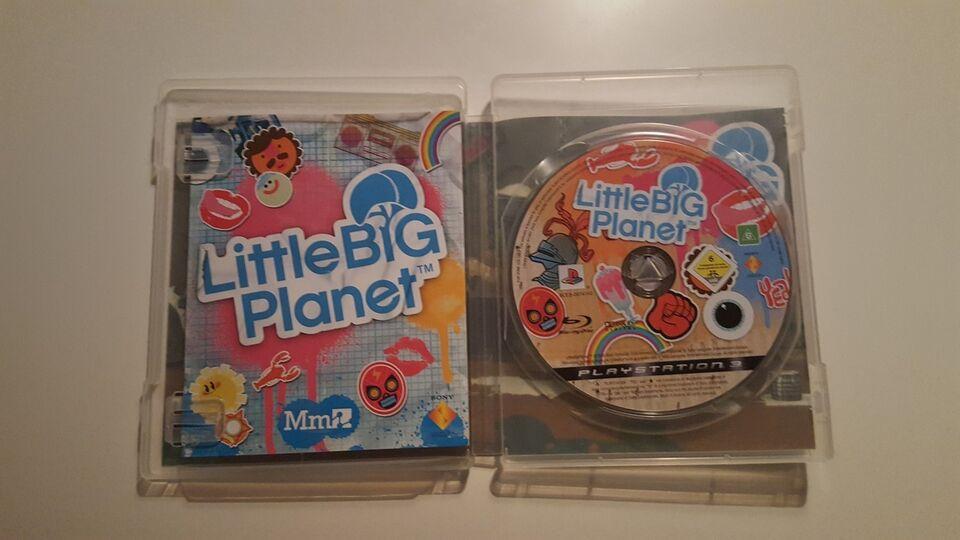 Little big planet, PS3