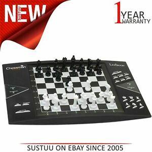 Lexibook LCG3000 électronique jeu d/'échecs avec Touch Sensitive Clavier