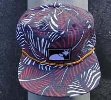 The Hundreds Case Red/Navy Mens Unisex Strapback Hat CapHTHD-36
