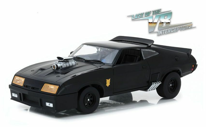 Mad Max último de la V8 Interceptors'73 Ford Falcon Xb Greenlight