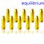 10-x-colorato-anodizzato-In-lega-BICI-CICLISMO-Del-Freno-Interno-Filo-Cavo-Estremita miniatura 13