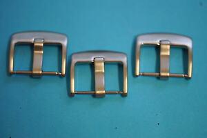 Pua-cierre-18-20-22-26mm-Estable-mattt-ACERO-inox-con-una-amplia-Pua-3-piezas