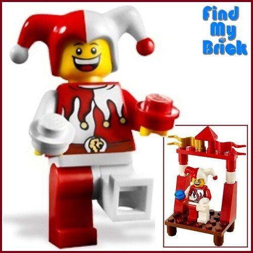 Lego 7953 Court Jester avec Scène Scène Scène Scellé Sac pas de Boîte Nouveau | Luxuriant Dans La Conception  f8be28