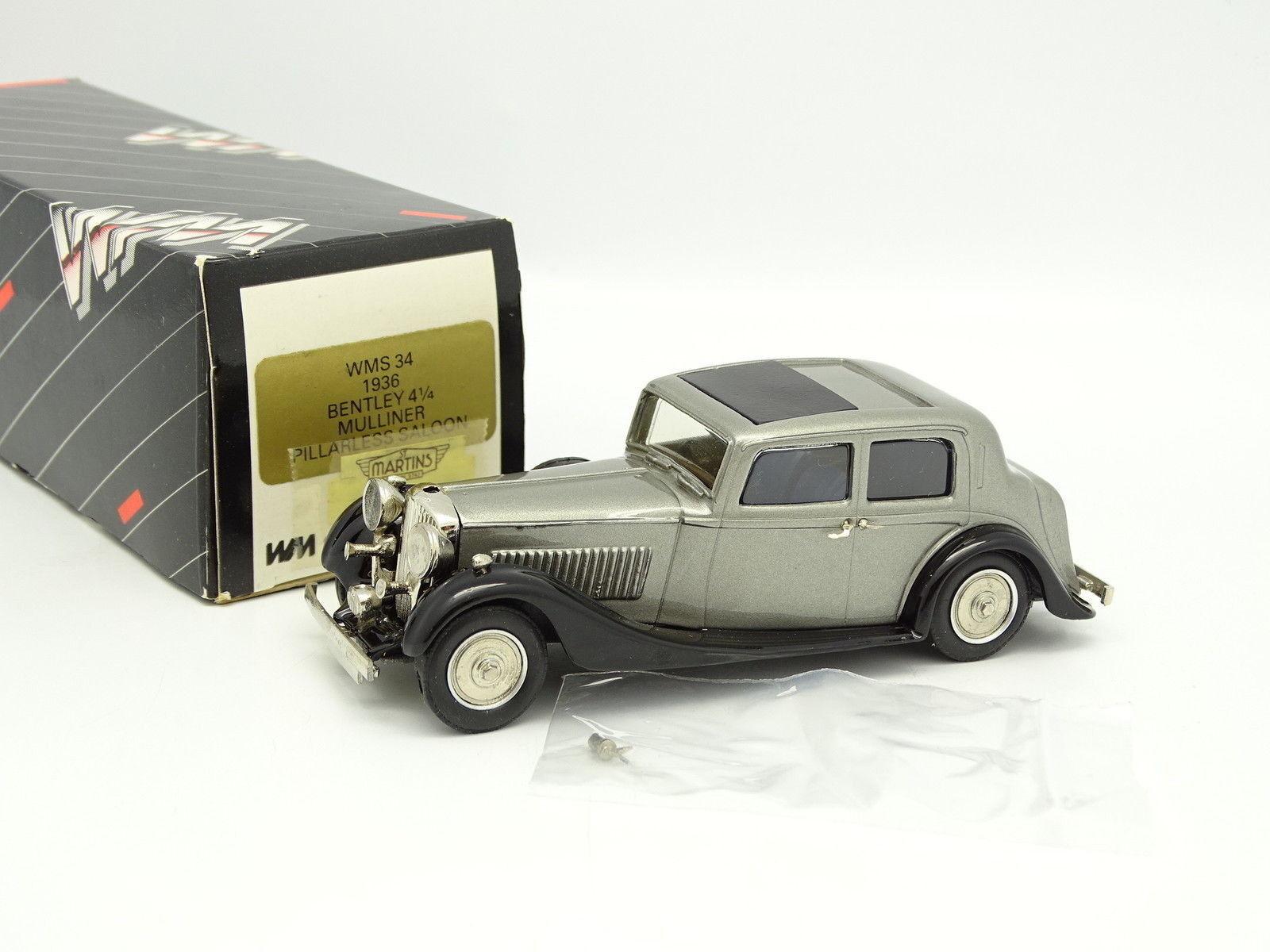 Westliche arti 1   43 - bentley mulliner grigia e schwarz 1936