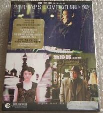 張學友《如果.愛》原声 ( Perhaps Love) Korea press w/obi