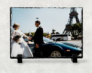 Custom-Printed-Photo-Large-Rock-Slate-Personalised-Wedding-Gift-Picture-20x30-CM