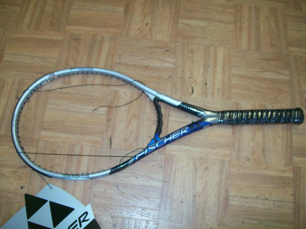 Nuevo Fischer doble Tech 750  Aire Cochebono 105 4 3 8 tenis raqueta  comprar nuevo barato