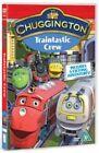 Chuggington Traintastic Crew 5014138606220 DVD Region 2
