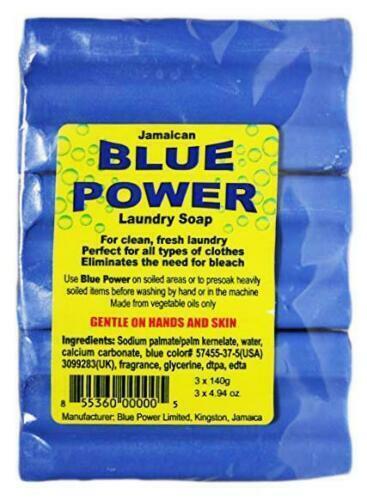 Jamaican Blue Power linge savon 3 x 130 g