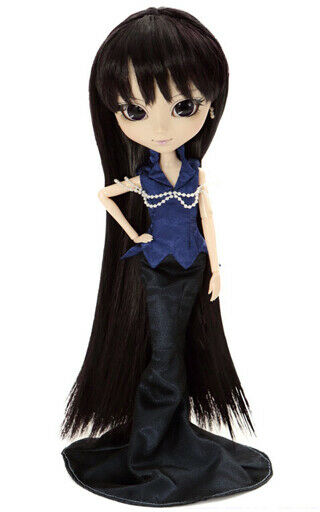 Sailor Moon Pullip Mistress 9 Groove anime fashion doll Figure F s Pre-owned