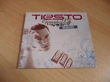 CD Tiesto - Elements of Life - Remixed - 2008 - 12 Songs