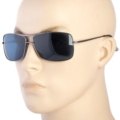 Polarized Men Uv Sunglasses Driving Pilot Glasses Outdoor Sports Black Eyewear