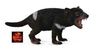 nouveau avec étiquette * Diable de Tasmanie-Australian Wildlife Jouet Modèle 88656 par COLLECTA