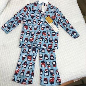 Gymboree Penguin 2-Piece Pajama Set