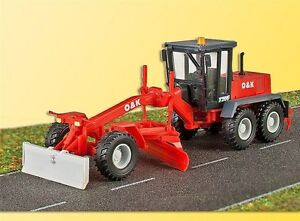 Kibri-11662-o-amp-k-MOTONIVELADORA-kit-construccion-H0