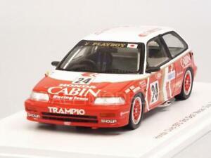 Honda Civic Ef3 Grp.3 Course de Macao Guia 1989 Masami Miyoshi 1:43 Spark Sa126
